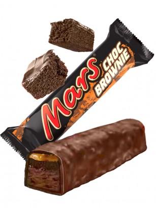 Barrita Mars Chocolate Brownie | Edición Limitada 51 grs