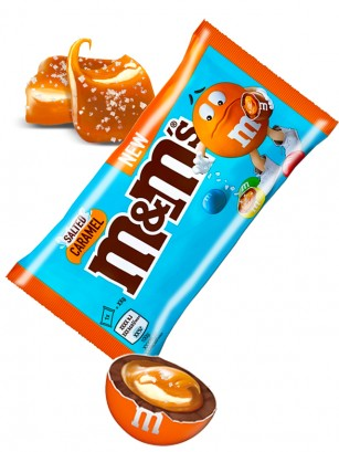 M&M's de Chocolate Salted Caramel 36 grs