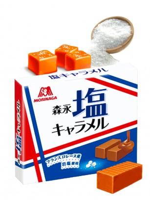 Barritas Morinaga Salty Caramel 12 uds de 6 grs