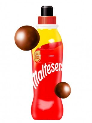 Batido de Bolitas de Chocolate y Galleta Maltesers 350 ml.
