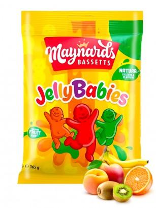 Bebés de Gominola Sabor Frutas | Maynards Jelly Babies 165 grs