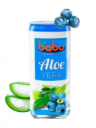 Bebida de Aloe Vera y Arándanos 240 ml