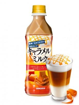 Bebida Latte Caramel 500 ml.