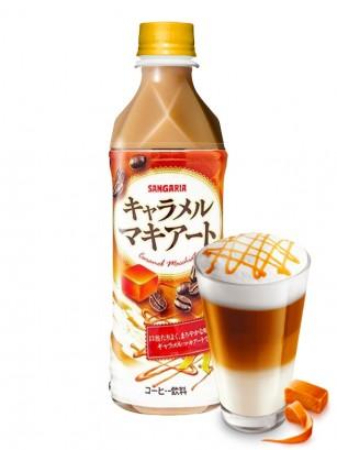 Café con Leche Caramel Macchiato 500 ml.