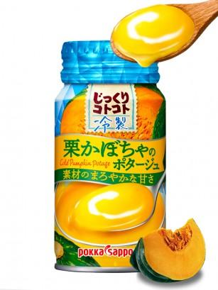 Crema de Calabaza Lista para Beber  | Hokkaido Farm 170 grs.