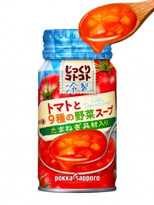 Crema de Tomate Lista para Beber | Hokkaido Farm 170 grs.