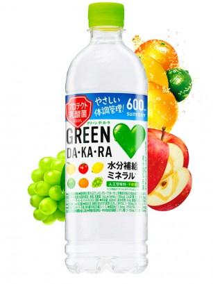 Bebida Isotónica CLEAR DAKARA Probiótica y Vitaminada | 600 ml.