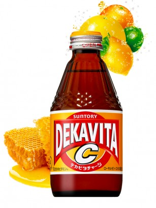 Refresco Enriquecido Dekavita C Jalea Real | 210 ml.