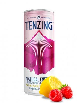 Bebida energética de Frambuesa y Yuzu | Natural Energy 250 ml.