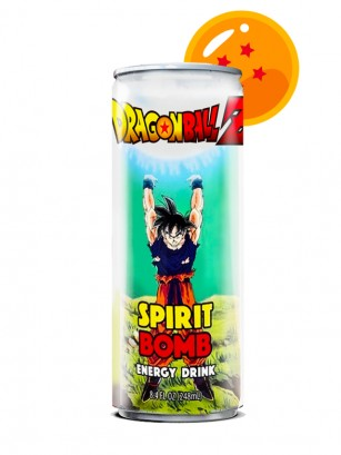 Bebida Energética Dragon Ball Z Spirit Bomb  | 355 ml