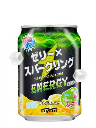 Bebida Energética con Gelatina y Nata de Coco 280 grs.
