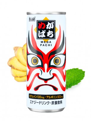 Bebida Energética Mega Pachi Kabuki 250 ml.