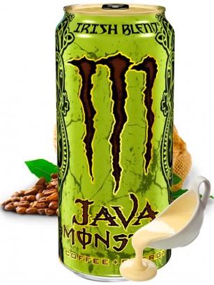 Bebida Energética Monster Java Irish Blend | USA 443 ml