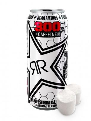 Bebida Energética Rockstar Marshmallow | XDurance USA 473 ml.