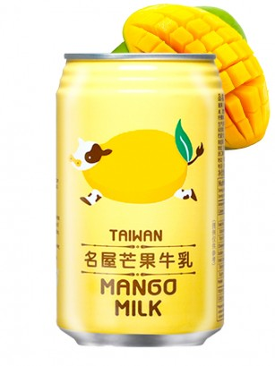 Bebida Mango & Milk 340 ml