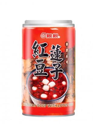 Postre Bebida Azuki y Semillas de Loto | Zenzai 320 ml