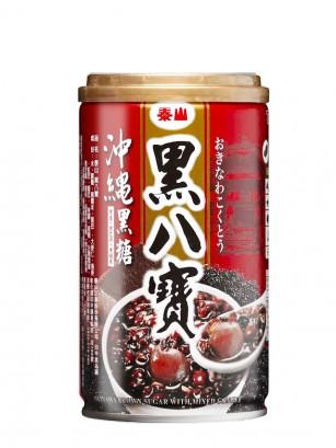 Postre Bebida Zenzai de Arroz Glutinoso y  Ázucar de Okinawa 340 ml