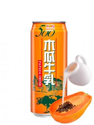 Bebida Papaya & Milk 250 ml