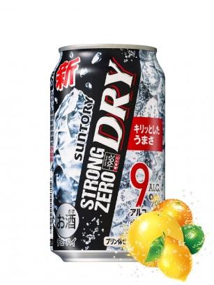 Bebida Licor Strong Zero Dry 350 ml.