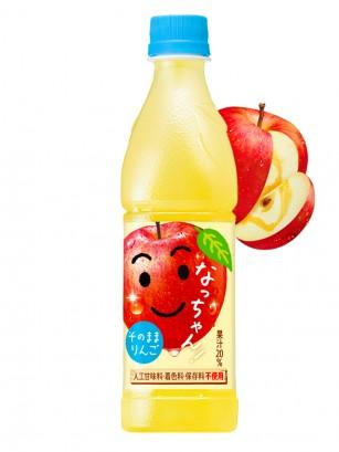 Bebida de Manzana Japonesa | Nachan 500 ml.