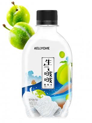 Refresco Clear Sabor Ciruela Verde POP | Sin Azúcar 335 ml.