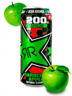 Bebida Energética Rockstar XD Power Manzana | Hardcore Apple 500 ml.