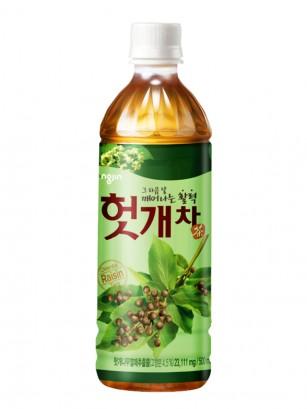 Té Coreano de Ginseng Rojo y Pasas del Himalaya 500 ml.