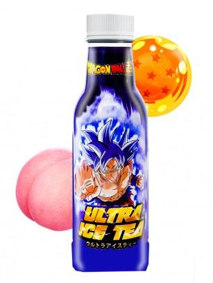 Té Helado de Melocotón DBZ Ultra | Goku 500 ml