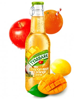 Bebida de Mango, Manzana y Naranja 250 ml