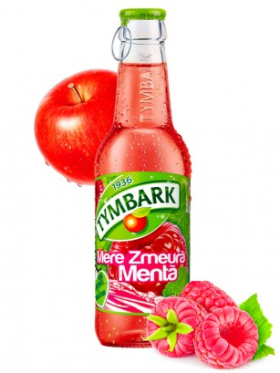 Bebida de Manzana y Frambuesa 250 ml