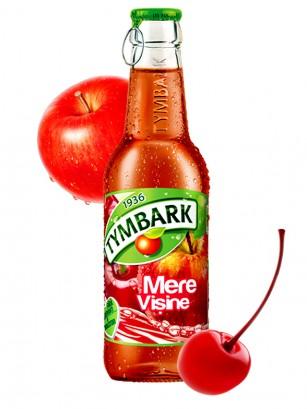 Bebida de Manzana y Cereza 250 ml