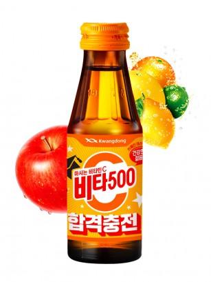 Bebida Coreana Energética Vitamin 500