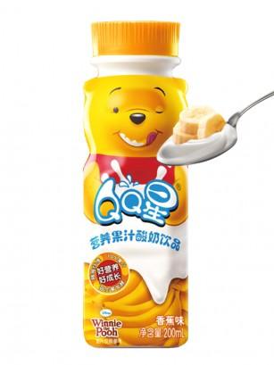 Batido de Plátano Winnie the Pooh 200ml.