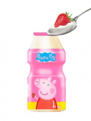 Bebida Probiótica de ácido Láctico Sabor Fresa | Edic. Pepa Pig 100 ml.