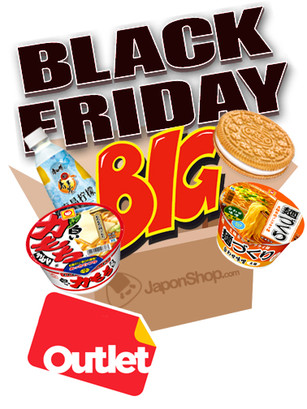 JAPONSHOP BLACK FRIDAY OUTLET PackBox | Pedido GRATIS!