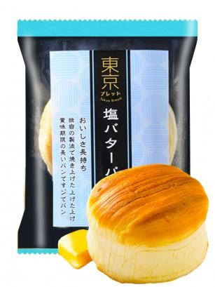 Bollo Pan de Hokkaido de Mantequilla Salada 70 grs.