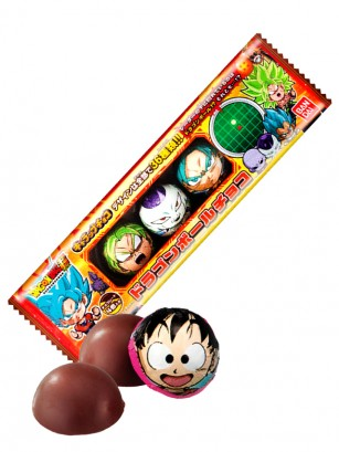 Bombones de Chocolate | Dragon Ball Super Z