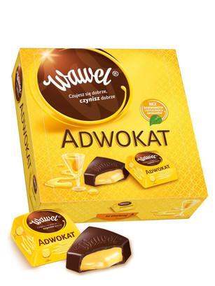 Bombones de Crema de Licor Adwokat 430 grs