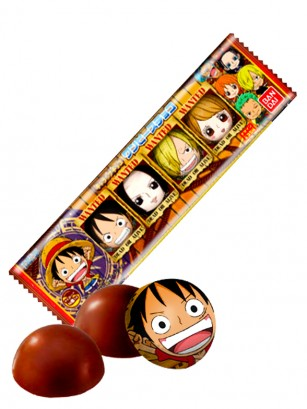 Bombones de Chocolate | One Piece