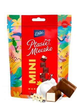 Bombones de Chocolate y relleno de Marshmallow sabor Vainilla 115 grs.