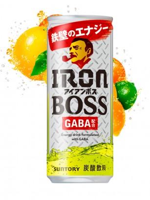 Bebida Energética Iron BOSS con GABA | 250 ml.