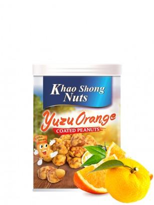 Cacahuetes Tempurizados con Yuzu y Naranja 140 grs.