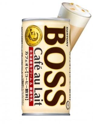 Café con Leche Boss | Suntory 185 grs.