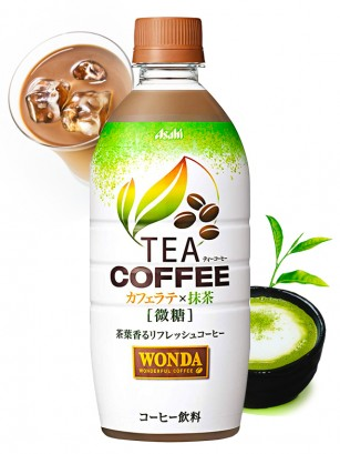 Café con Leche y Matcha | WONDA 525 ml