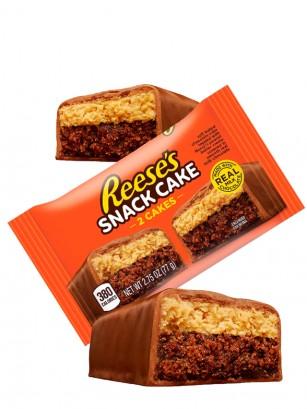 Cakes Reese´s de Crema de Cacahuete y Chocolate 77 grs.