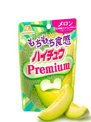 Caramelos Blandos Hichew de Melon | Receta Premium Mochi 35 grs
