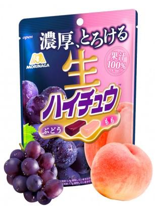 Caramelos Blandos Hichew de Uva y Momo | Receta Premium Mochi 60 grs | Pedido GRATIS!