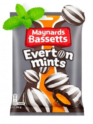 Caramelos de Menta con Corazón de Toffee | Maynards 192 grs
