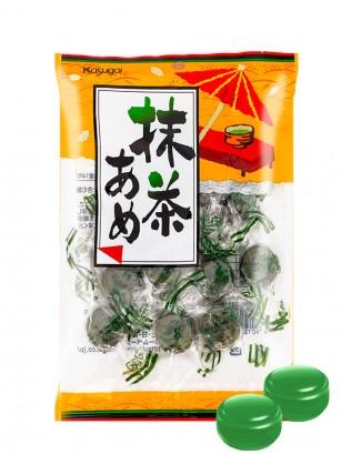 Caramelos Japoneses de Té Verde Matcha 135 grs