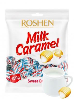 Caramelos Toffe rellenos de Crema Leche 150 grs